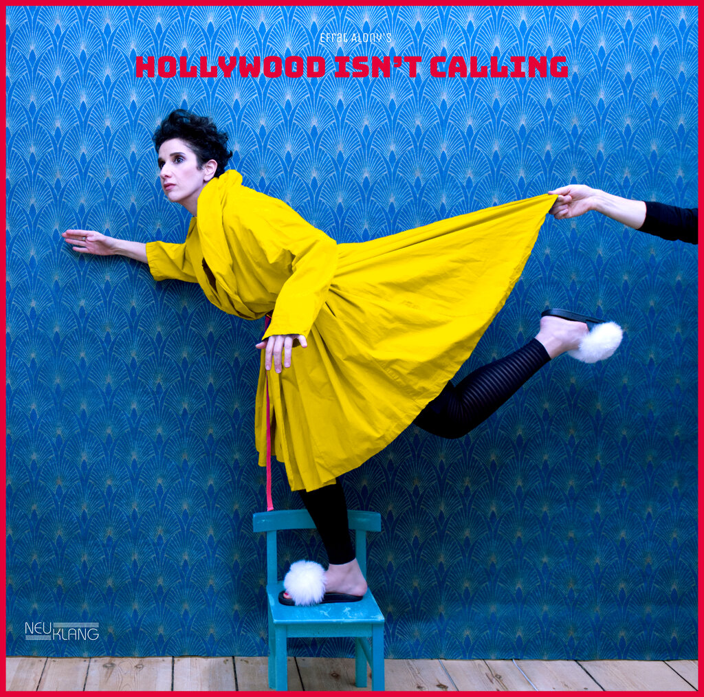 Album Cover: Hollywood isn't Calling